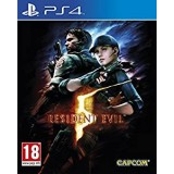Resident Evil 5 HD Remake -PS4