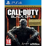 Call of Duty Black OPS 3 Gold Edition -PS4