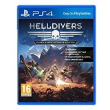 Helldivers Super-Earth Ultimate Edition -PS4