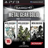 Metal Gear Solid HD - Collection  - PS3