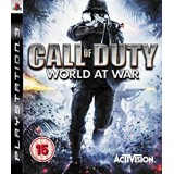 Call of Duty: World at War  - PS3
