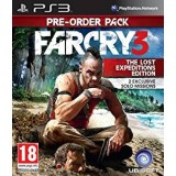 Far Cry 3 - The Lost Expeditions Edition  - PS3