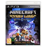 Minecraft: Story Mode - A Telltale Game Series - Season Disc  - PS3