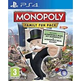 Monopoly Family Fun Pack  - PS4