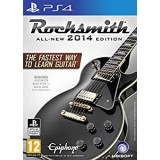 Rocksmith 2014 Edition with Real Tone Cable -  PS4