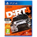 Dirt 4 Day One Edition - PS4