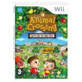 Animal Crossing: Let's Go To The City - Wii