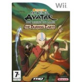 Avatar: The Legend of Aang - The Burning Earth - Wii