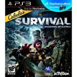 Cabelas Survival: Shadows of Katmai - Ps3