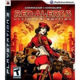Command & Conquer Red Alert 3 - Ps3