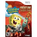 Spongebob Squarepants Creature from the Krusty Krab - Wii
