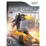 Transformers: Dark of the Moon - Stealth Force Edition - Wii