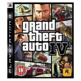 Grand Theft Auto IV - Gta4 - PS3