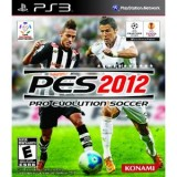 Pro Evolution Soccer - Pes 2012 - Ps3