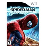 Spider-man: The Edge of Time - Wii