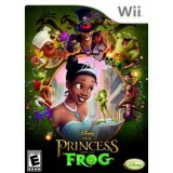 The Princess and the Frog - Wii
