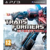 Transformers 3: War for Cybertron - Ps3