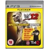 WWE 12: Wrestlemania Edition - Ps3
