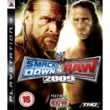 WWE Smackdown vs. Raw 2009 - PS3