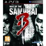 Way of the Samurai 3 - Ps3