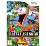 Worms: Battle Islands - Wii