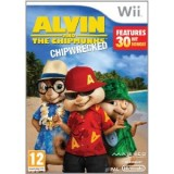 Alvin ve The Chipmunks - Chip Wrecked  - Wii