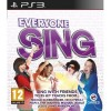Everyone Sing - Ps3