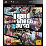 Grand Theft Auto: Liberty City - PS3