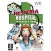 Hysteria Hospital: Emergency Ward - Wii