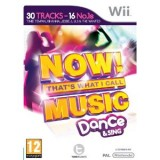Now That's What I Call Music - Dance and Sing - Wii