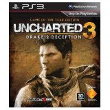Uncharted 3: Drakes Deception Game Of The Year Edition - PS3
