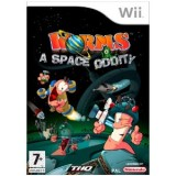 Worms: A Space Oddity - Wii