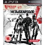 Metal Gear Solid 4: 25th Anniversary Edition - PS3