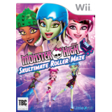Monster High: Skultimate Roller Maze - Wii