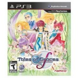 Tales of Graces F-Nla - Ps3