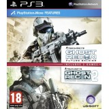 Tom Clancy's (2in1) Ghost Recon Future Soldier & Advanced Warfighter 2 - Ps3