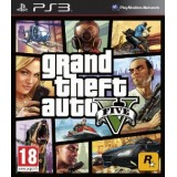 GTA: Grand Theft Auto V (5) - Ps3