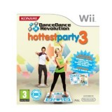 Dance Dance Revolution Hottest Party 3 - Wii