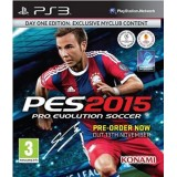 Pro Evolution Soccer 2015 (Pes15) - Ps3