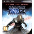 Star Wars: The Force Unleashed Ultimate Sith Edition - Ps3